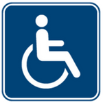 Disability Parking available