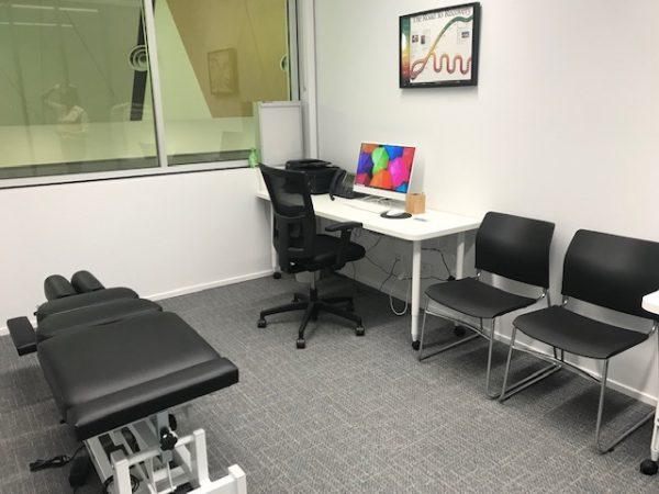 Aspley Chiropractic Room